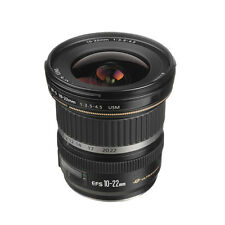 Canon EF-S 10-22mm f/3.5-4.5 USM Lens for Canon DSLR Camera