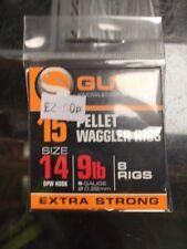 GURU 15 inch RIGS + BANDS SIZE 14 to 9lb - GRR014