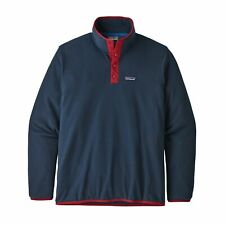 Patagonia Men's Fleece Pullover Micro D Snap-T P /Or