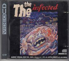 THE THE Infected VIDEO CD-DVD uncensored MATT JOHNSON