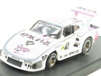 Quartzo Diecast 3002 Kremer K3 Gozzi Kremer Le Mans 1980 1.43 Scale Boxed