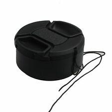 62mm Screw Mount Standard Metal Lens Hood for All Digital Camera Lens +Lens Cap