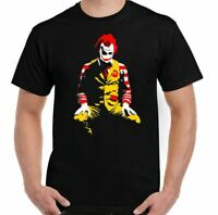 Mcjoker Mens Funny Batman Parody T-Shirt The Joker Dark Knight Superhero Top