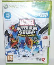 MARVEL SUPER HERO SQUAD COMIC COMBAT - XBox 360 X-Box Gioco Game