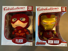 Funko Fabrikations - Plush Soft Sculpture Pop - Avengers 16 IRON MAN & 30 Flash
