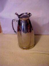 Bon Chef 1810 Stainless Cream Or Milk Coffee Shop Metal Server Pitcher