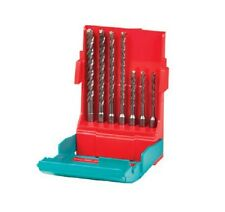 Heller SDS+ Plus Trijet 7 piece Hammer Drill Bit Set 5mm - 12mm - German Tools