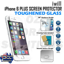 iwill Apple iPhone 6 plus Premium Tempered Glass clear Screen Protector