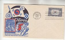 921 Korea Staehle First Day Cover