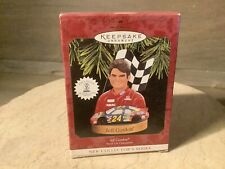 HALLMARK KEEPSAKE ORNAMENT JEFF GORDON 1997 NEW RACE CAR DRIVER ORNAMENT