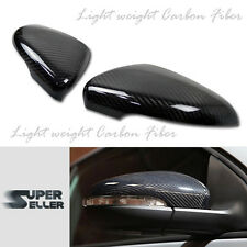 CARBON FIBER VOLKSWAGEN GOLF 6 MK6 SIDE VIEW DOOR MIRROR COVER