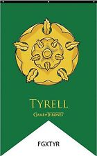 "GAME OF THRONES HOUSE TYRELL BANNER LICENSED FLAG 30"" x 50"" #smar17-115"