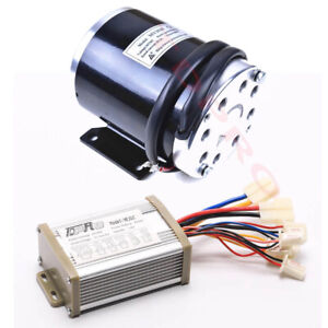 800W 36V Brush Electric Motor Speed Controller For ATV Go Kart Scooter Bicycle