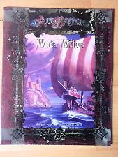 Libro de Rol,Ars Magica,Mares Miticos,La Factoria