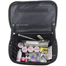 Neceseres, cajas y maletines de maquillaje en negro