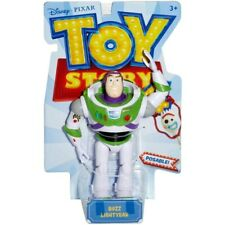 Disney Pixar Toy Story 4 Poseable Figure - Buzz Lightyear BRAND NEW