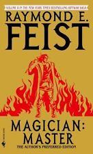 Riftwar Cycle #2: Magician: Master (Riftwar Saga #2) Raymond E. Feist (MM PB)