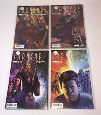 Farscape comics ~ Lot of 4 Full Sets ~ D'Argo's Lament,Trial,Quest,Gone And Back