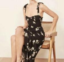 The Reformation Nikita Midi Dress Size 6 - Perfect!
