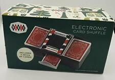 Wemco Electronic Card Shuffle