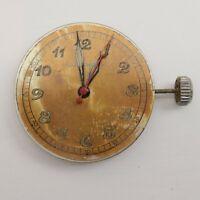 4Repair UFix Girard Perregaux 17j Caliber 07 WWII 1940s Wrist Watch Movement