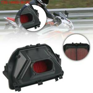 Motor Durable Parts Kit Air Filter Intake Cleaner For Yamaha YZF R6 2010-2013 TP