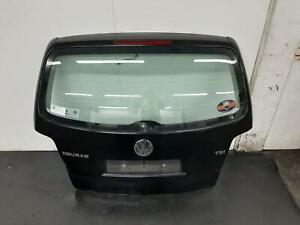 2007 MK1 VOLKSWAGEN TOURAN 5 Door MPV Deep Black 2T / C9X Bootlid / Tailgate