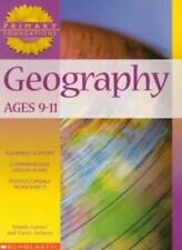 Geography 9-11 Years: 9 to 11 Years (Primary Foundations)-Wendy Garner, Elaine