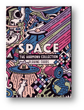 The Harmony Collection Playing Cards - Space Poker Spielkarten