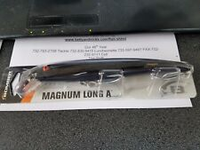"1 Bomber Magnum Long A Lure BLACK 7"" 1 1/2oz DISC. FOR 2+"