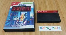 SEGA Master System Shadow Dancer PAL