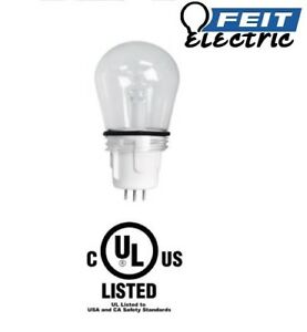 Feit Electric LED String Light Color Changing Bulb S14 11W RGBW Spare Part New ❤