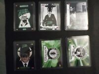 Green Hornet Sponsored by Tading Card Museum Non Sport Trading Card Promo Set