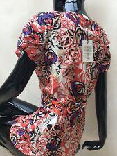 GF Ferre Italian Women's Silk Blouse XS