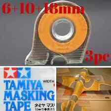 Tamiya Masking Tape 6mm 10mm 18mm for Paint Model RC Car Plane Craft 87030/31/32
