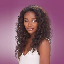HZ 7047 - SENSATIONNEL INSTANT WEAVE SYNTHETIC HALF WIG LONG WAVY STYLE