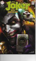 The Joker 80th Anniversary 1960s Mattina Cover DC 2020 Bagged/Boarded/New/Unread