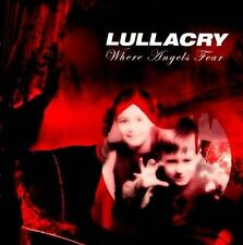 LULLACRY Where Angels Fear CD 11 tracks FACTORY SEALED NEW 2012 EotL USA