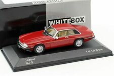 JAGUAR XJ-S 1982 DARK RED METAL WHITEBOX WB288 1/43 LIMITED EDITION 1000 PIECES