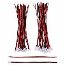 20x Connettori Pico Micro JST-XH 1.25mm 2Pin (10maschio+10femmina)
