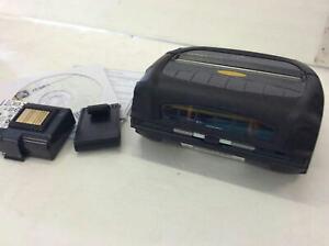 Zebra ZQ520 Mobile Printer Bluetooth 4.0 Direct Thermal  ZQ52-AUE0000-00