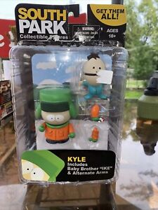 South Park Classics Series 2 Action Figures Kyle And Baby Brother Ike Brand New