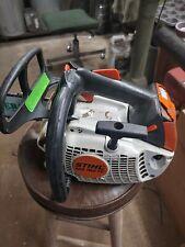 Stihl ms 192 tc chainsaw parts or rebuild.