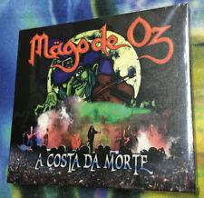 Mago De OZ A Costa da Morte Live 2007 2 CD DIGIPACK COMO Locomotive Records 666