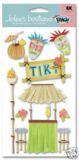 JOLEES BOUTIQUE Stickers TIKI TIME Disney Enchanted