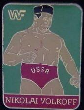 Wrestling Pin ~ Nikolai Volkoff ~ '90 Vintage WWF