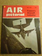 AIR PICTORIAL - FRENCH AIRCRAFT INDUS - May 1975 v37 #5