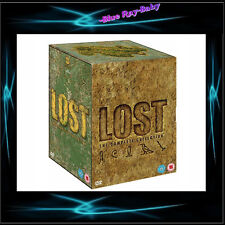 LOST - COMPLETE SERIES SEASONS 1 2 3 4 5 & 6 *** BRAND NEW DVD BOXSET***