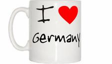 I LOVE Coeur Tasse Allemagne