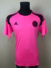 SCOTLAND 2016/2017 AWAY FOOTBALL SOCCER JERSEY SHIRT ADIDAS ADULT SIZE L